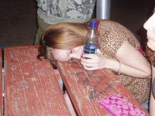 Пьяные глышом фото девчонки