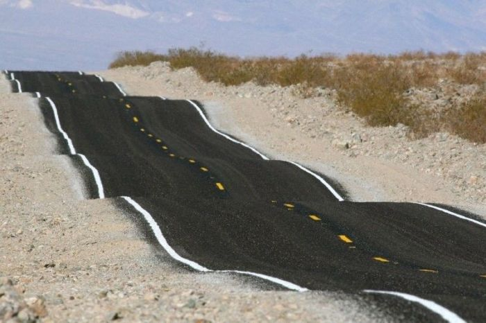 Красивые дороги (99 фото)