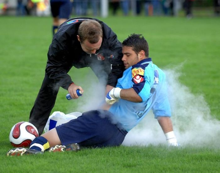 Самая смешные картинки из футбола