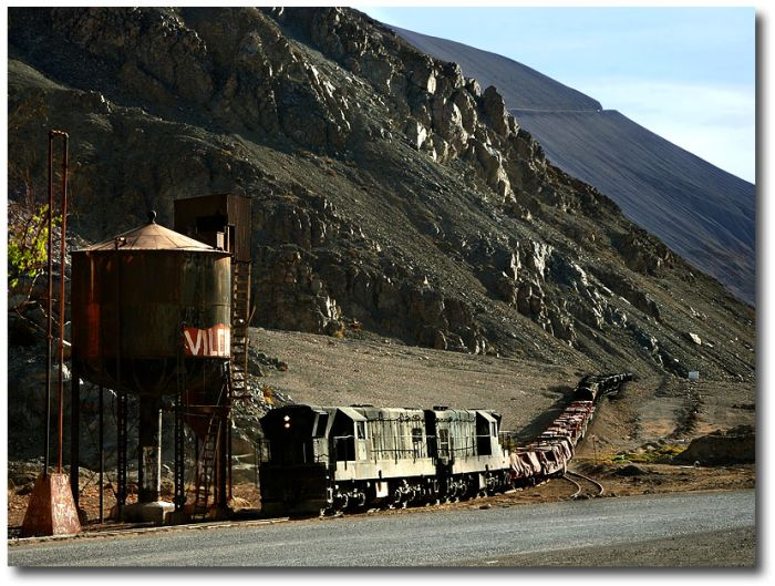 Удивительная железная дорога (17 фото)