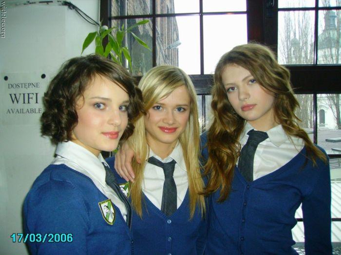 Девушки из интернета (126 фото)
