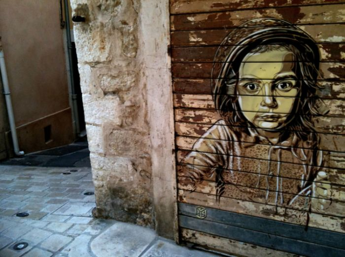 Портреты на стенах (26 фото)