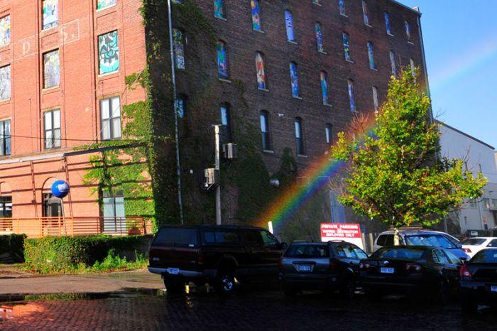 Как создать радугу (12 фото)