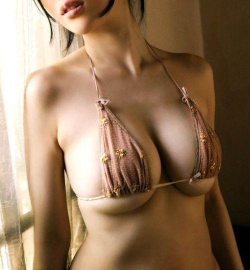 Азиатки с большой грудью (59 фото)