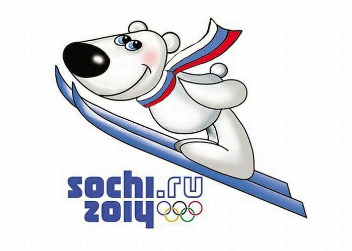 Талисманы Олимпиады в Сочи-2014 (10 картинок)