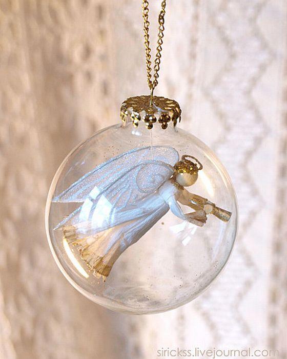 Прекрасный ангел в стеклянном шаре (мастер-класс в фотографиях)) 47279