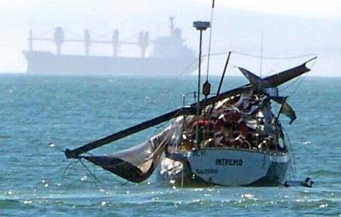 Самые крутые трюки и аварии 2010 года (30 фото)