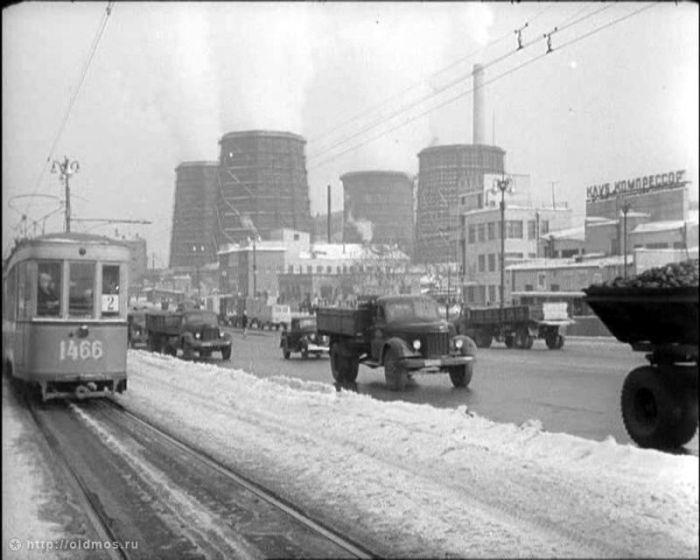 Зима в СССР (27 фото)