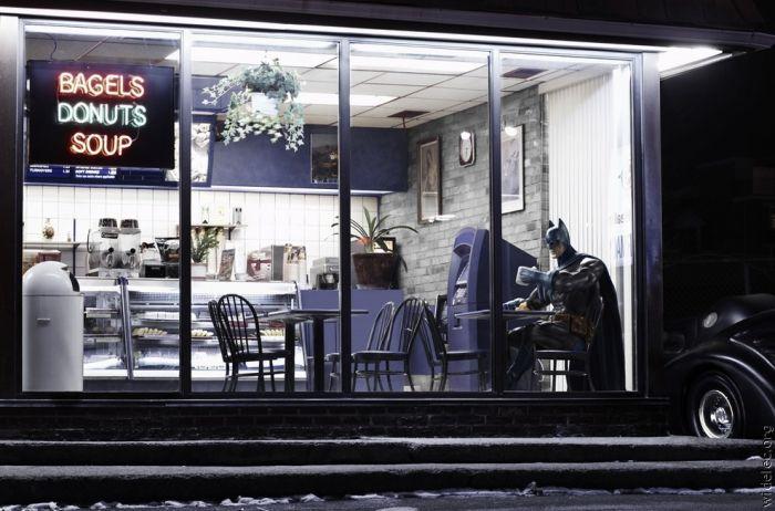Бэтмен (119 фото)