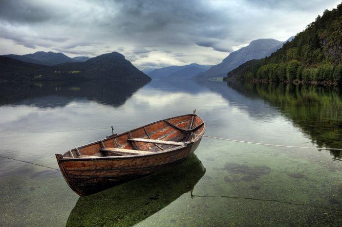 Очень красивые фотографии природы (24 фото)