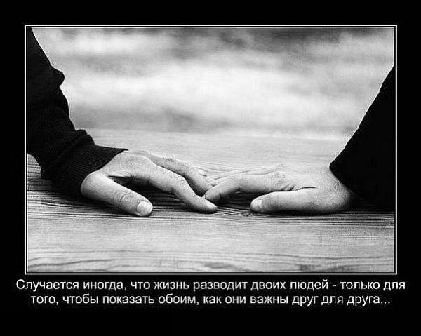 Демотиваторы про любовь 38 фото