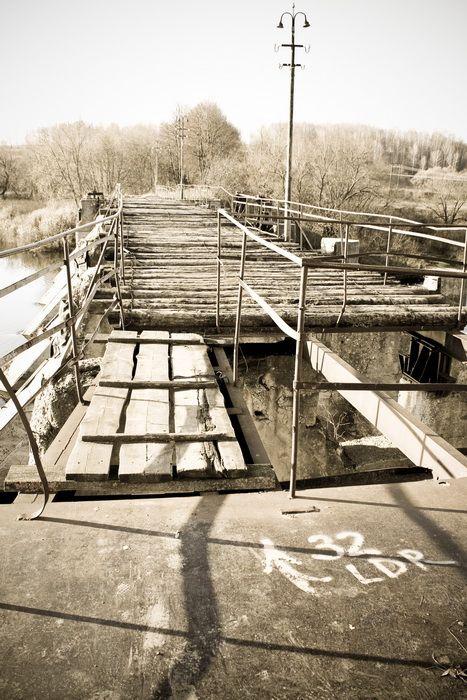 Заброшенная Лыковская ГЭС (31 фото)