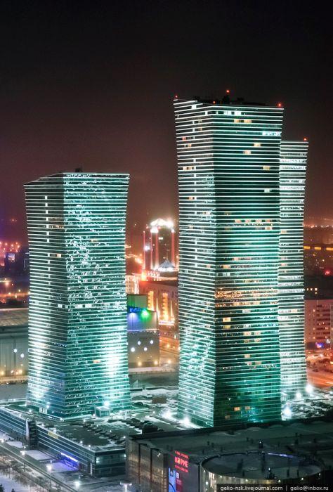 Астана с высоты (15 фото)