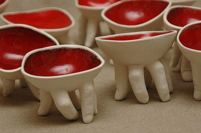 Дизайн посуды фото