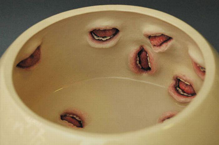 Креативная посуда (15 фото)
