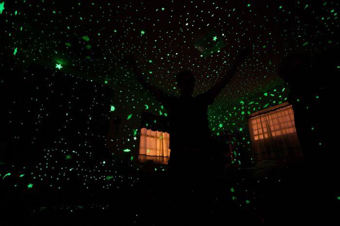 Удивительная детская комната (1 фото)