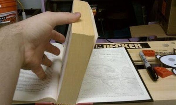 Сейф-книжка (8 фото)
