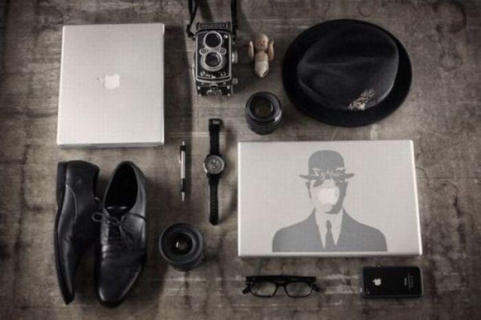 Что люди носят с собой (60 фото)