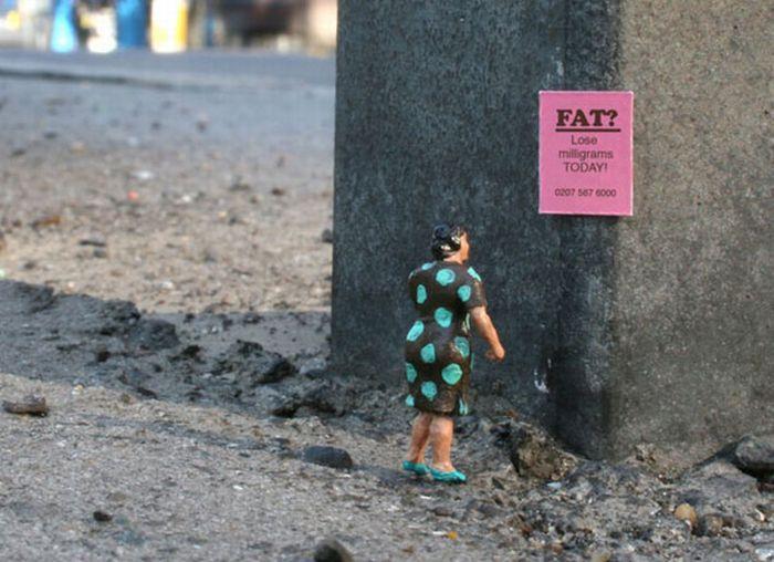 Жизнь крошечных людей (42 фото)