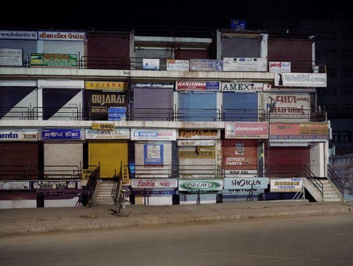 Ночной Ахмадабад (16 фото)