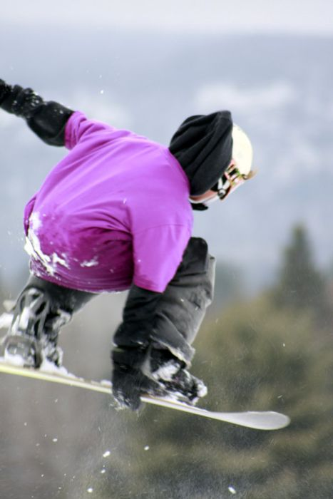 Сноуборд и серфинг (45 фото)