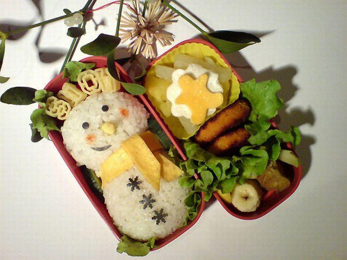 Японская еда (23 фото)