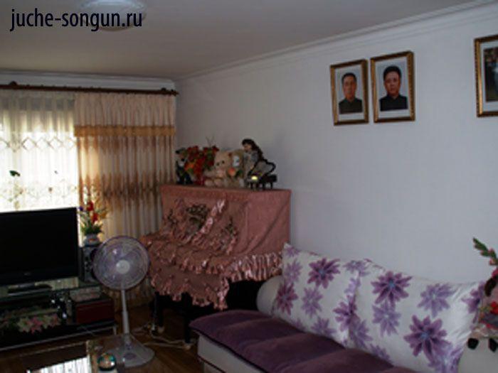 Квартиры в Северной Корее (24 фото)