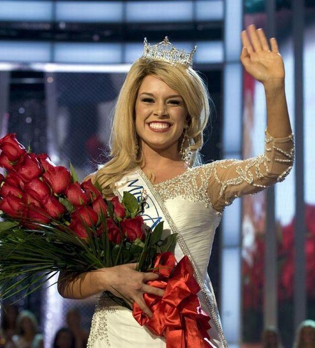 Тереза Скэнлан - Мисс Америка 2011 (15 фото)