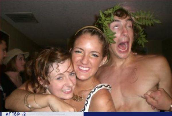 Прикольные моменты с вечеринок (29 фото)