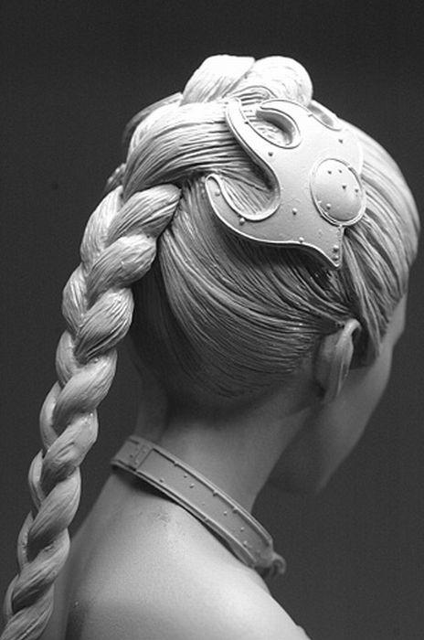 Классные скульптуры (54 фото)