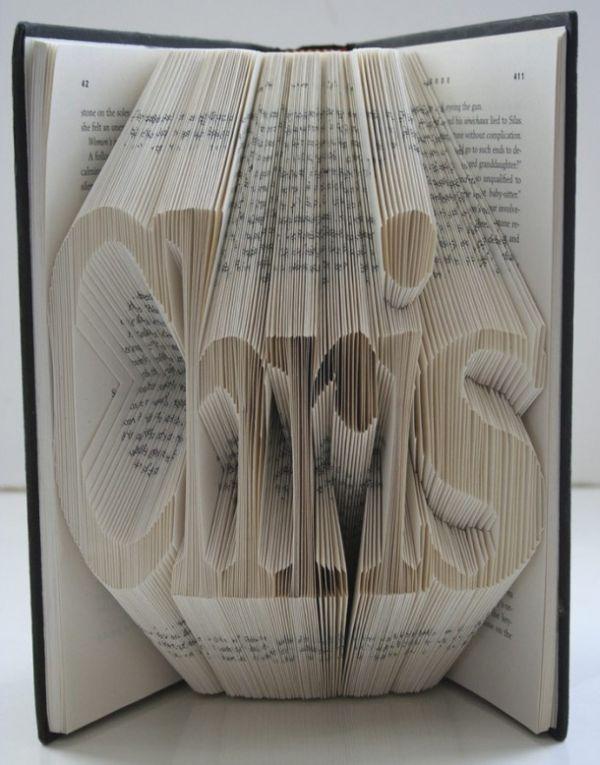 Книжное искусство (15 фото)
