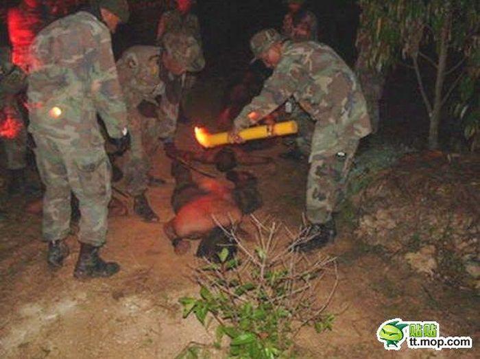 Тайские спец войска (20 фото)
