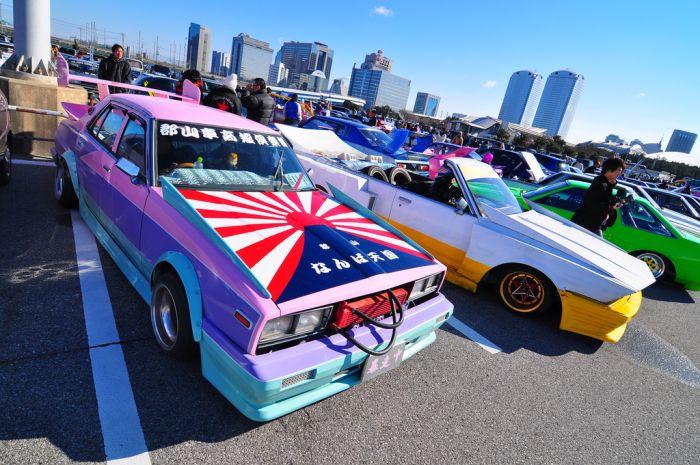 Автошоу в Токио (41 фото)