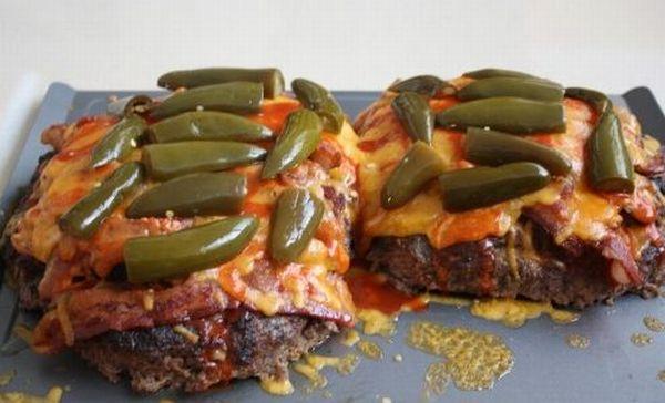 Мега-пицца (26 фото)