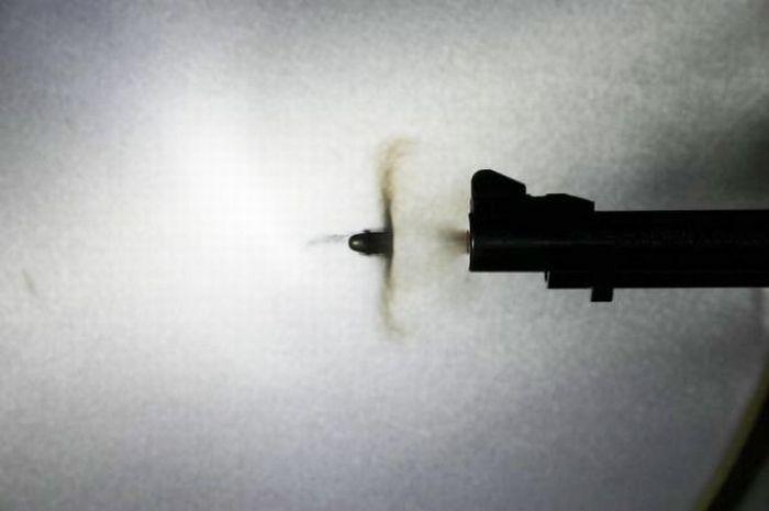 Фотографии выстрелов (26 фото)