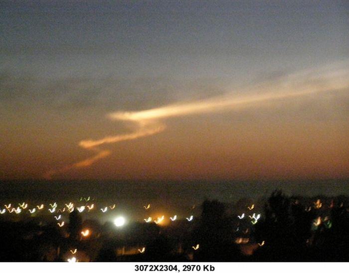 Запуск космического корабля. Вид из окна (23 фото)