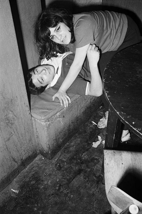 Ночной клуб глазами охранника (43 фото)