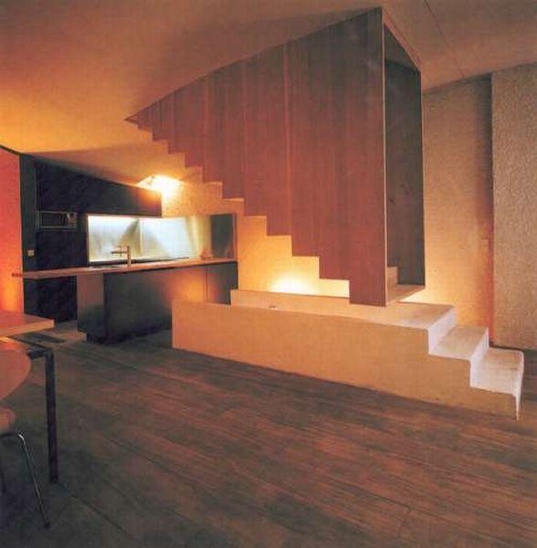 Классные лестницы (19 фото)