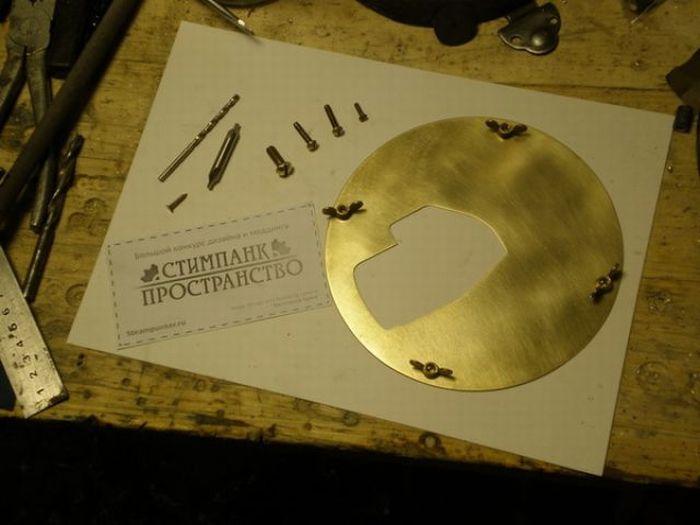 CD плеер в стиле стимпанк (30 фото)