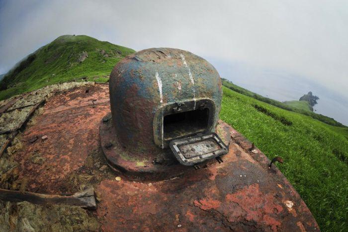 Брошенный остров Аскольд (46 фото)