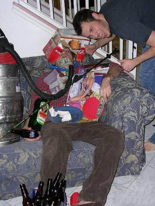 Классика. Приколы над пьяными (36 фото)
