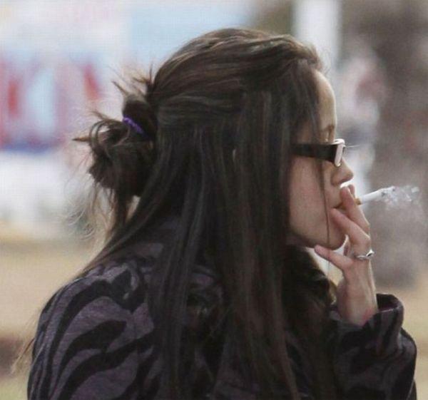 Курить - здоровью вредить (7 фото)