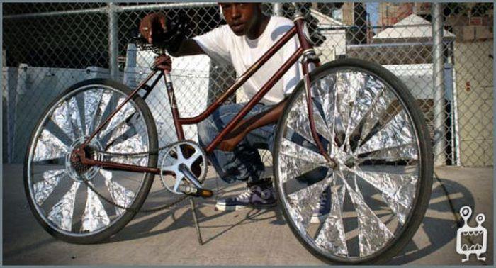 Велосипеды тюнинг своими руками