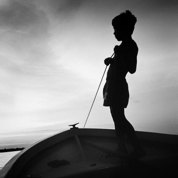 Удивительные черно-белые фотографии (16 фото)