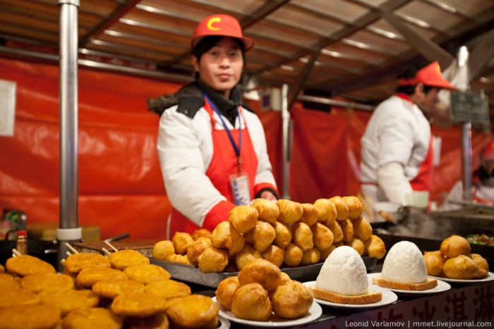 Китайский фаст-фуд (38 фото)