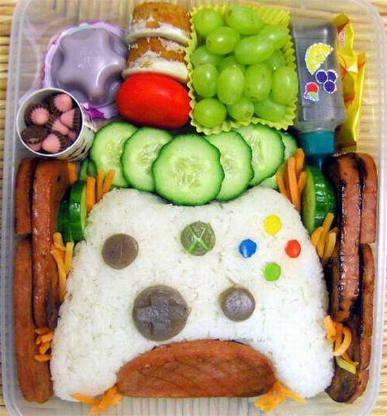 Приколы с едой (25 фото)