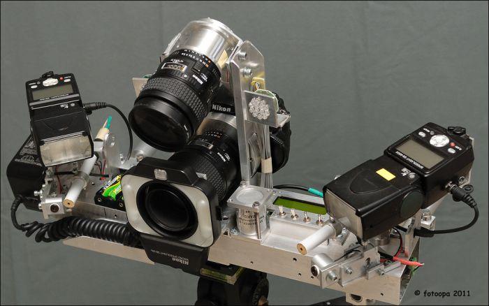 Фотоаппарат для макро съемки (7 фото)