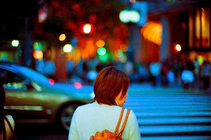 Талантливый японский фотограф (22 фото)