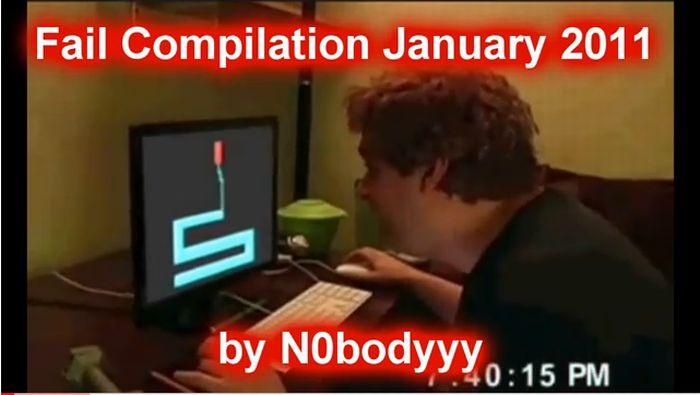 Подборка неудач за январь 2011