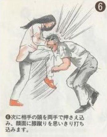 Техника самообороны (8 фото)